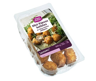 Mini Kiev Cutlet With Cheese-Butter Filling 300g